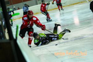 Steyr Panthers 1 - UEHV Traunsee-Sharks Gmunden 1