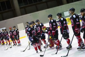 EC WINWIN Wels 1 - Steyr Panthers 1