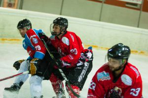 Steyr Panthers 1 - EC Wels 1